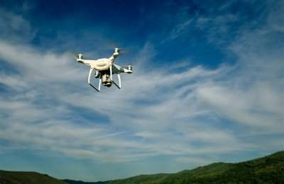 Drones: out of sight, top of mind for telcos