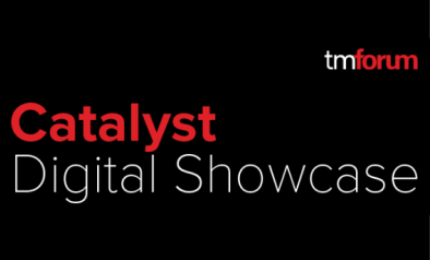 TM Forum : Catalyst Digital Showcase