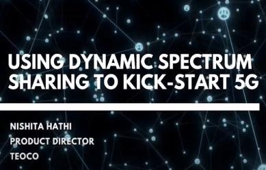 Using Dynamic Spectrum Sharing to Kick-Start 5G
