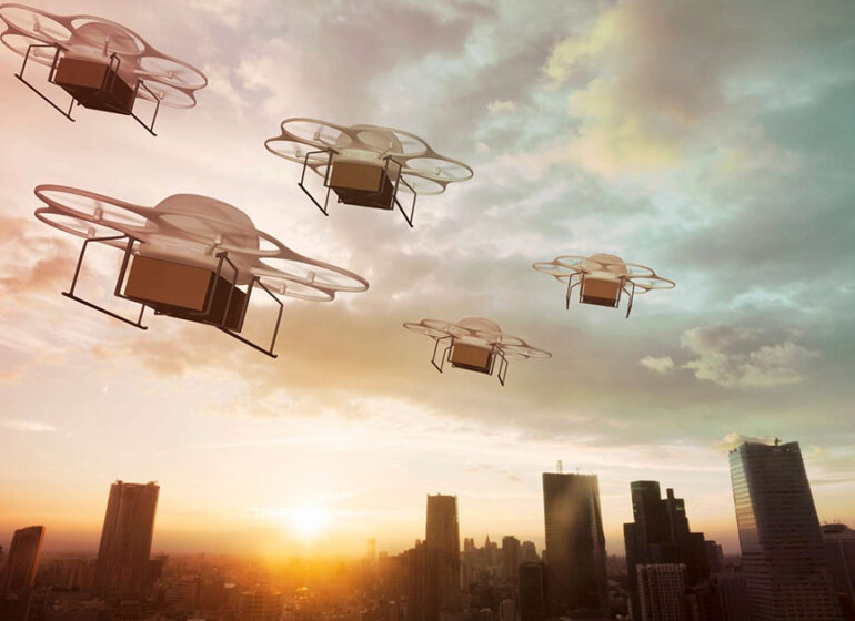 GSMA Internet of Things Case Study Project XCelerate: Powering the future of drone services across the UK