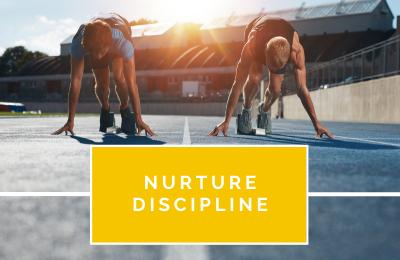 Nurture Discipline