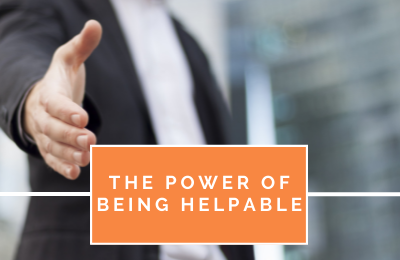 The Power of Being Helpable